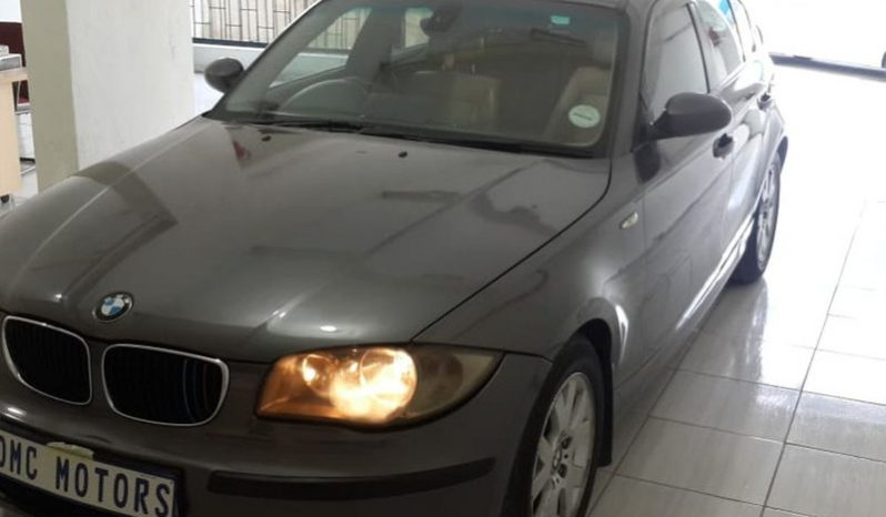 BMW 1 Series 118i Exclusive (e87) full