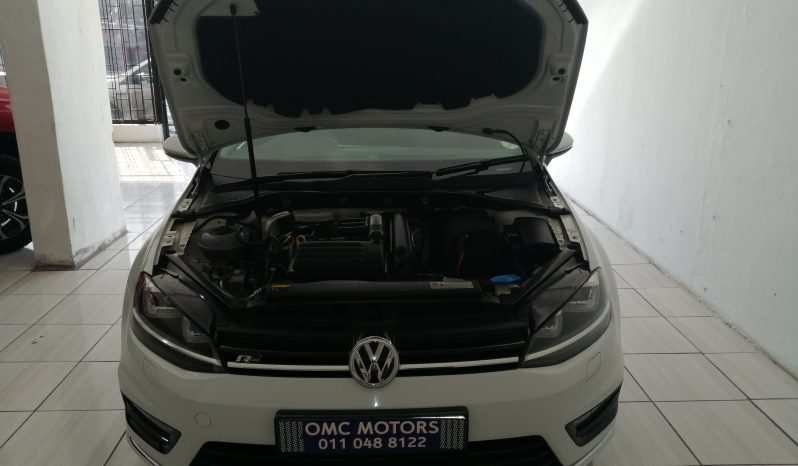 Volkswagen Golf R Auto full