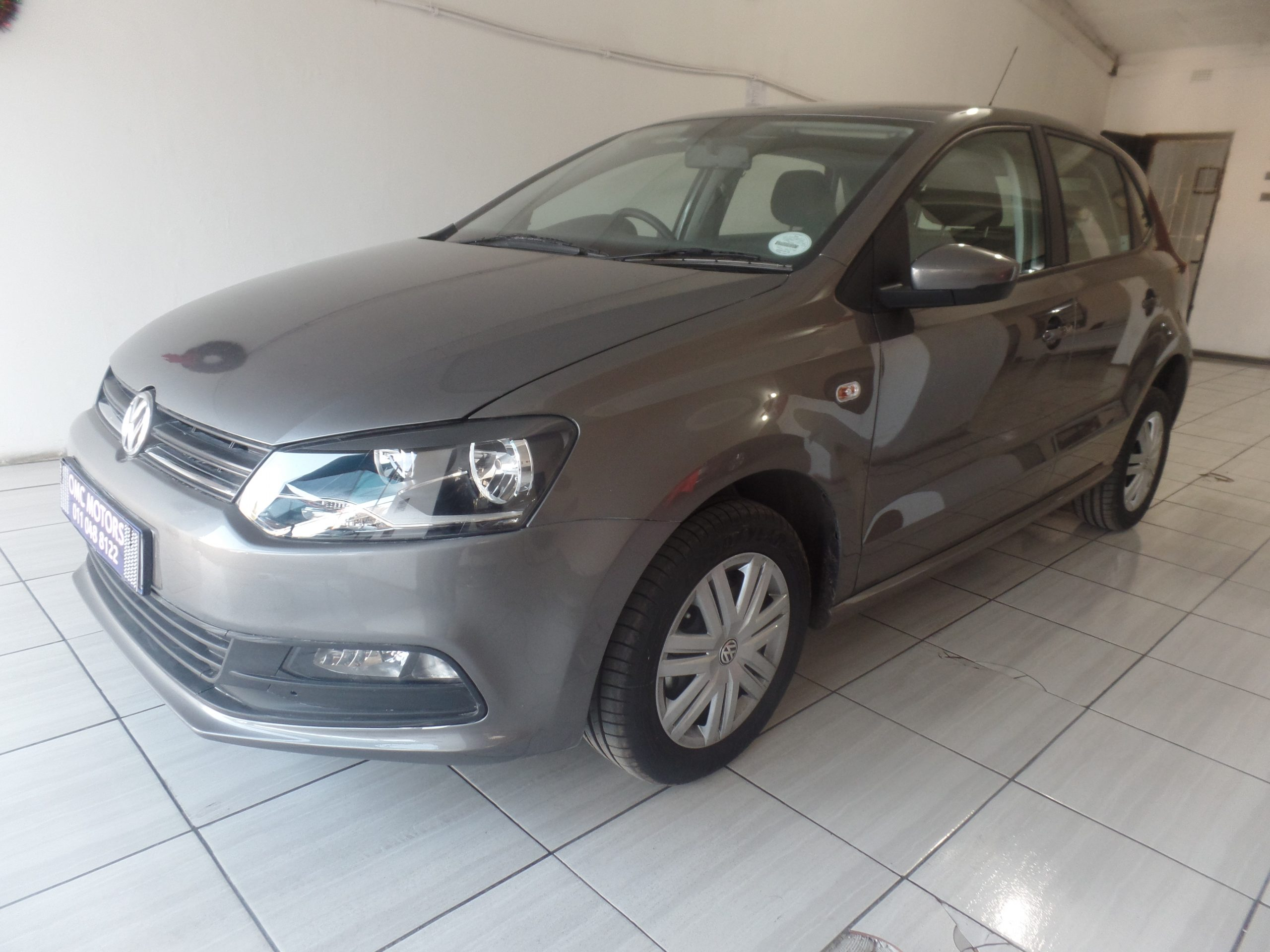 2019 Volkswagen Polo Vivo Hatch 1 6 Comfortline Auto For Sale Omc Motors