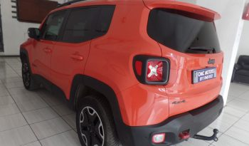 2019 Jeep Renegade 2.4 4×4 Trailhawk For Sale full
