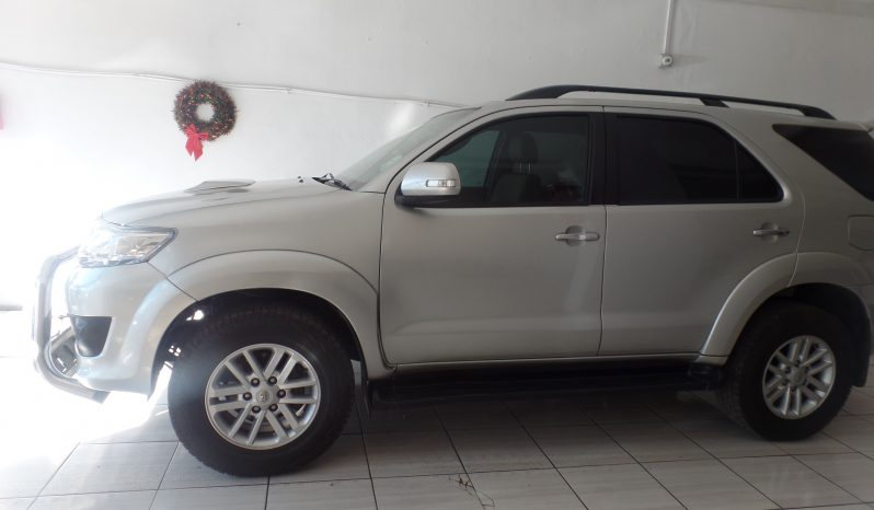 2012 Toyota Fortuner 3.0D-4D Auto For Sale full