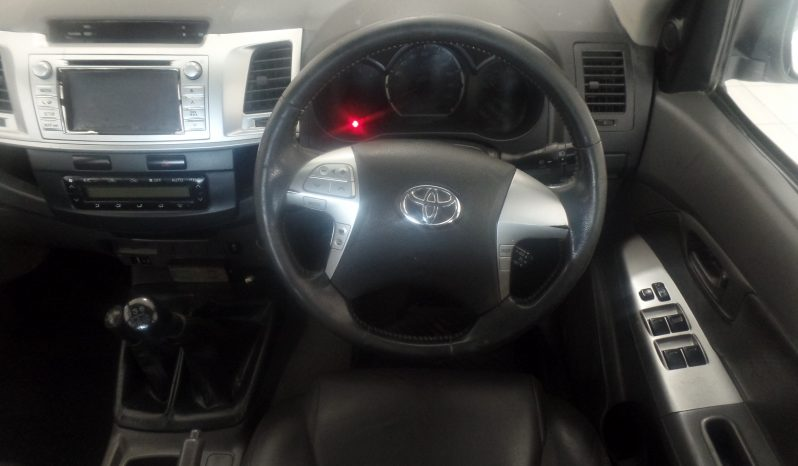 2012 Toyota Hilux 3.0D-4D Double Cab 4×4 Raider Heritage Edition For Sale full