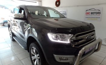 2017 Ford Everest 3.2TDCi 4WD Limited