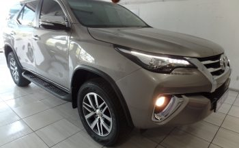 2017 Toyota Fortuner 2.8GD-6 Auto